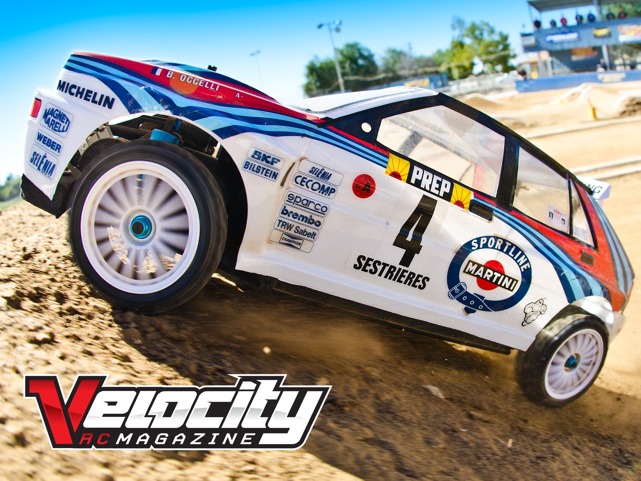 Rally Legends – Aussie RC