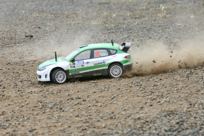 Nothing like some sideways action!