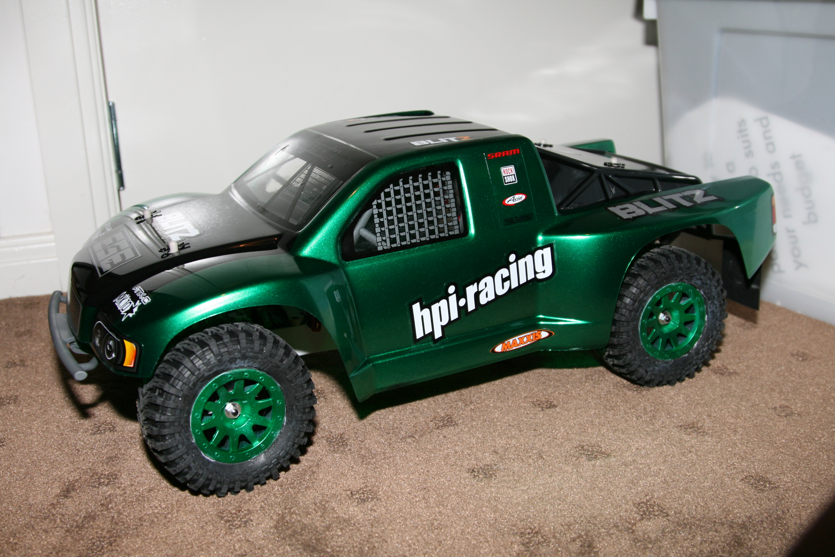Review HPI Blitz ESE Ready to Race