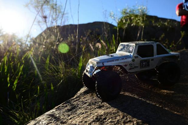 Anyone interested in Rock Crawling?