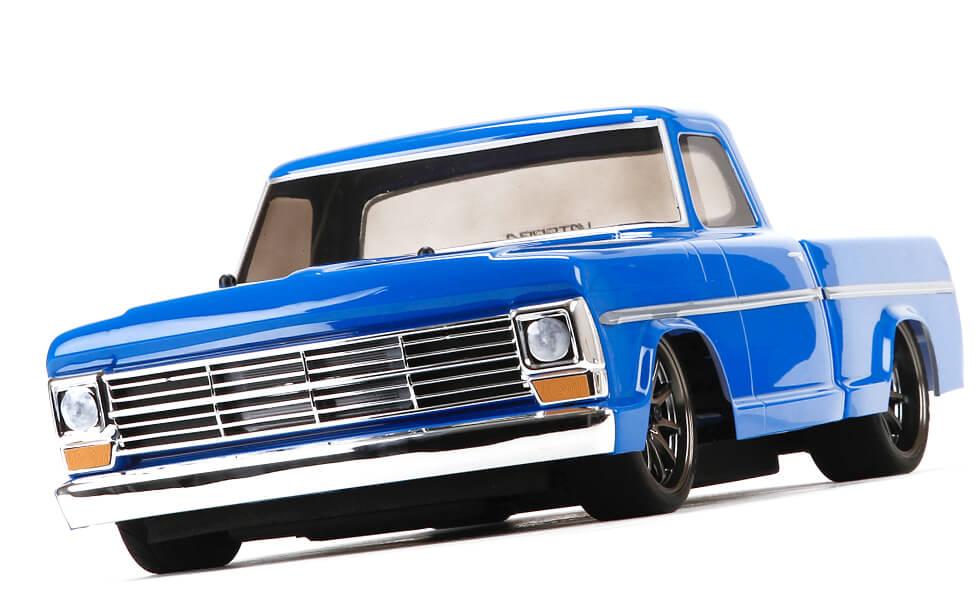 Vaterra Low Roller 1968 Ford F100 Truck Aussie Rc