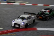 Semi final 1: Luke Veersma (R35 Skyline) vs Jordon Vukojevich (S13 Silvia), Photo: Craig Jacka